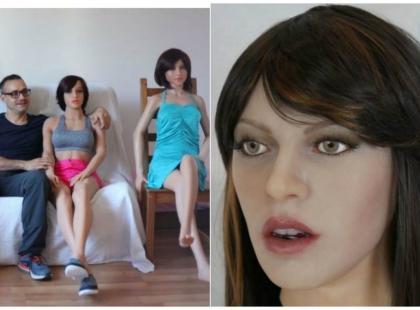 Seks-roboty trafiły już do sprzedaży. Jeden model ma funkcję gwałtu!