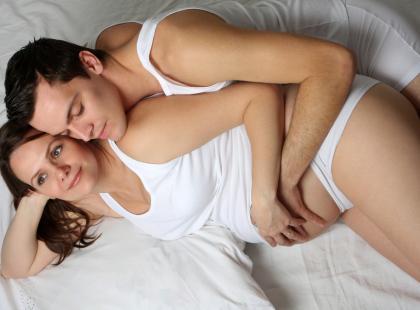 Seks w ciąży – w jakiej pozycji?