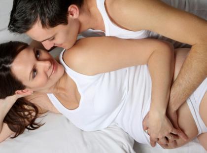 Seks w czasie ciąży