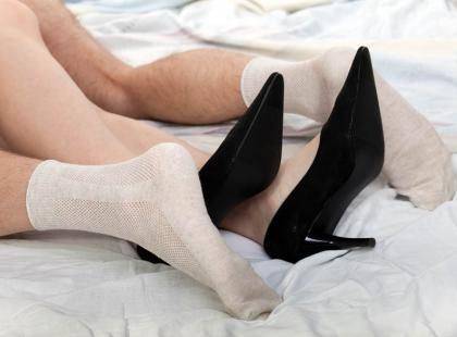 Seks w skarpetkach - o złych nawykach mężczyzn