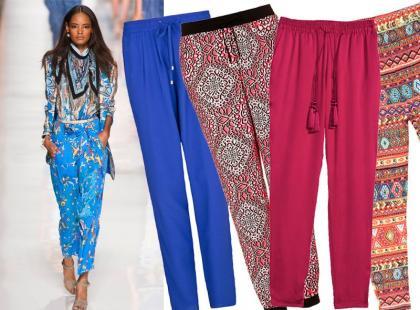 Seksapil na luzie: spodnie haremki i baggy na lato od 59zł