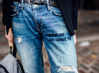 Seksowne i nadal na czasie! 12 par stylowych jeansów z dziurami
