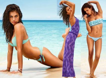 Seksowne kostiumy kąpielowe w najnowszym lookbooku Calzedonia