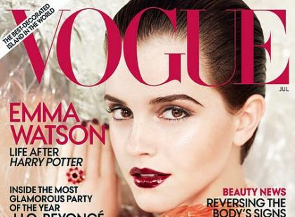 Seksowny look Emmy Watson