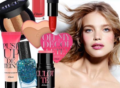 Seksowny makijaż Etam Beauty już w Polsce!