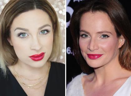 Seksowny makijaż w stylu Anny Dereszowskiej
