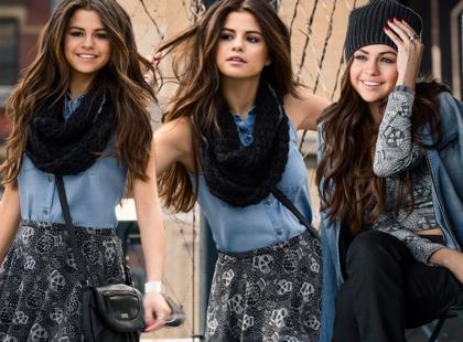 Selena Gomez i jej kolekcja adidas Neo na jesień i zimę