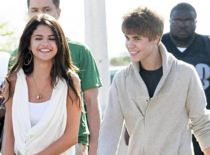 Selena Gomez i Justin Bieber - Bogowie mają siedemnaście lat