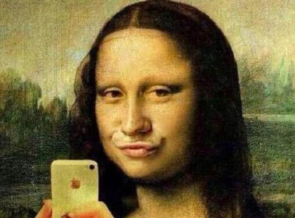 Selfie jako sztuka? Fotki z ręki znajdą się koło dzieł Rembrandta, van Gogha i portretu Baracka Obamy. Także twoje!