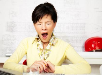 Senność-objaw ciąży czy menopauzy?