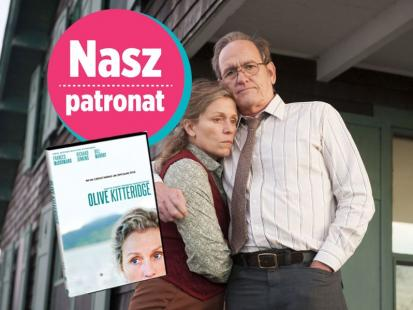Serial Olive Kitteridge już na DVD!