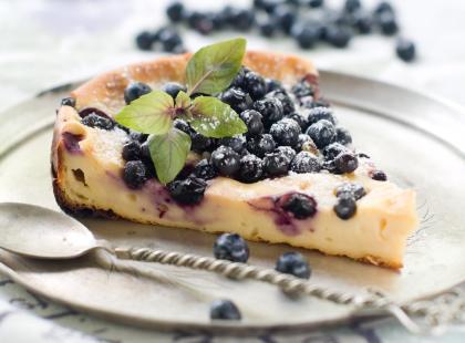 Sernik jagodowy - ulubione ciasto w najbardziej letniej wersji!