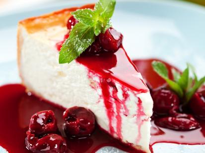 Sernik na zimno - najlepsze ciasto na deser!