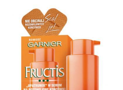 Serum na rozdowjone końcówki Fructis - Garnier