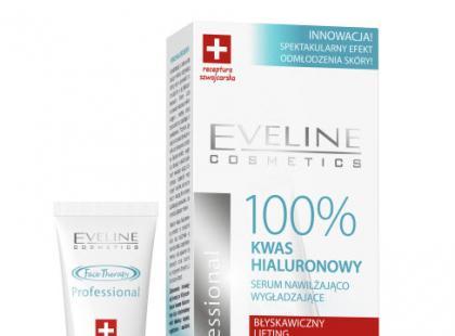 Serum nawilżająco-wygładzające Face Therapy Professional  – Eveline Cosmetics