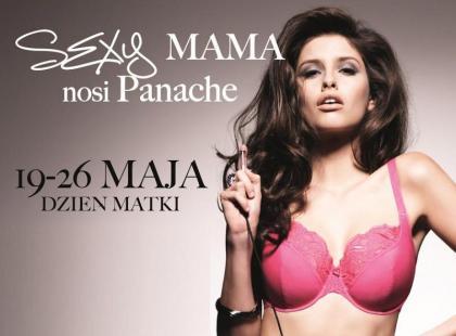 Sexy Mama nosi Panache