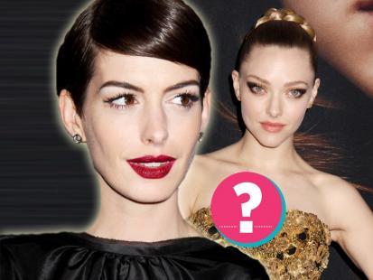Seyfried vs. Hathaway - który makijaż wolisz?