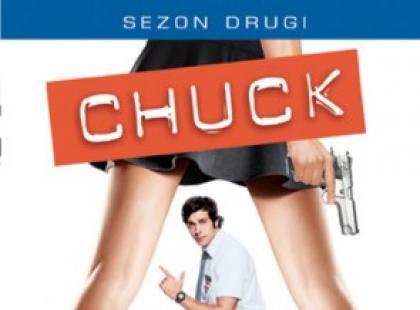 """Sezon drugi najzabawniejszego serialu komediowego """"Chuck"""" już na DVD!"""