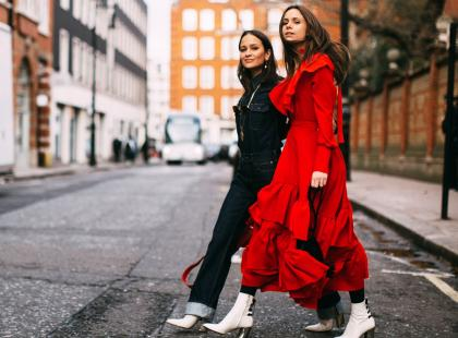 Sezon imprez tuż-tuż! Pora na... czerwoną sukienkę! Jaką warto kupić?