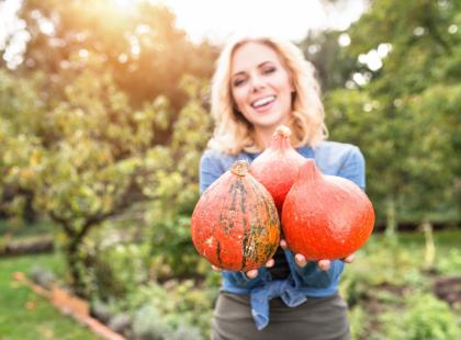 Sezon na dynię! 7 powodów, dla których warto jeść dynię!