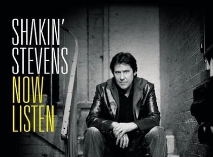 Shakin' Stevens w Warszawie