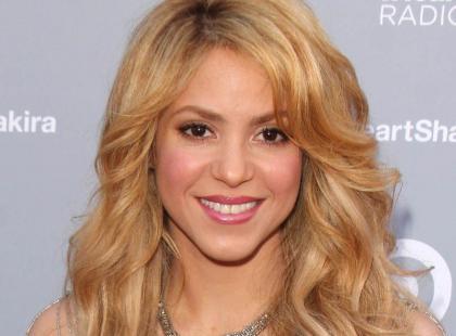 Shakira pokazała swoje zdjęcie z dzieciństwa