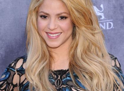 Shakira w wyjątkowej sesji z mężem pokazuje brzuszek