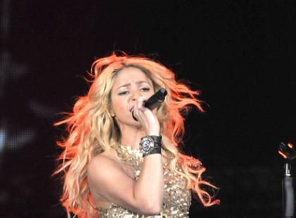 Shakira zaśpiewa w Łodzi!