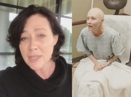 Shannen Doherty ma nawrót raka? Aktorka wydała oświadczenie