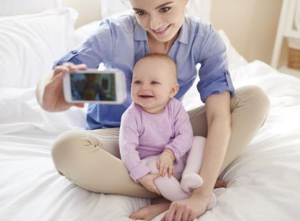 Sharenting – przeczytaj zanim zamieścisz zdjęcie dziecka w internecie!