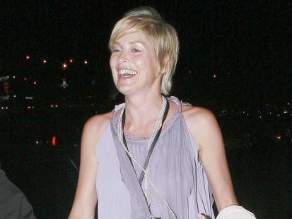 Sharon Stone przegrała syna