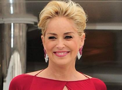 Sharon Stone szokuje w Cannes. Na wielkiej gali pojawiła się bez stanika