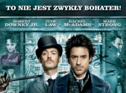 """Sherlock Holmes"" na DVD i Blu-Ray od 14 maja!!!"