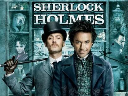 """""""Sherlock Holmes"""" - zdjęcia i zwiastun filmu"""