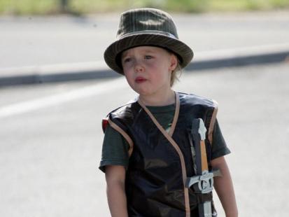 Shiloh Jolie-Pitt wygląda jak chłopiec