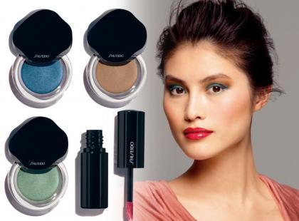 Shiseido nowa kolekcja<br> na wiosnę-lato 2014