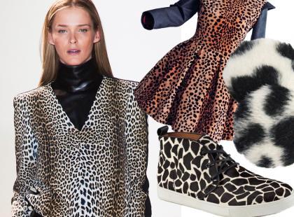 Shopping: ubrania i dodatki w zwierzęce wzory