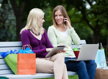 Showrooming - oglądamy w sklepie, kupujemy w sieci!