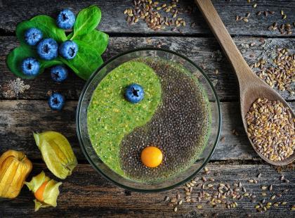 Siemię lniane - świetne lekarstwo na żołądek
