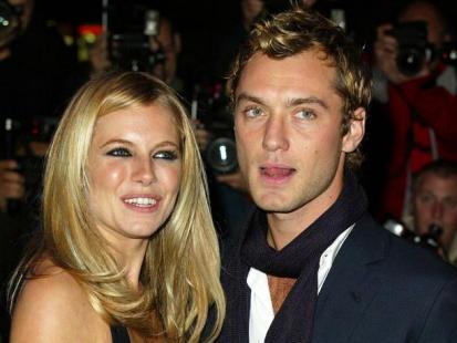 Sienna Miller i Jude Law zaręczeni