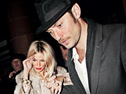 Sienna Miller i Jude Law - Znowu koniec!