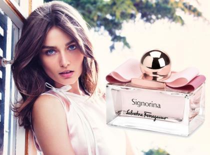 Signorina - nowy zapach <br>od Salvatore Ferragamo