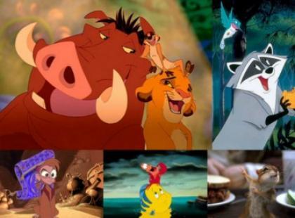 Siła przyjaźni w świecie Disneya - ROZWIĄZANIE KONKURSU!!!