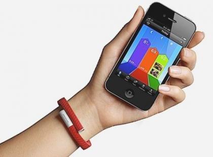 Silikonowa opaska - skontroluje twój styl życia
