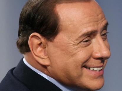 Silvio Berlusconi - Prawie jak Casanova