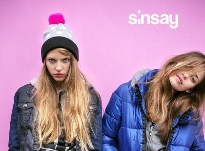 Sinsay - jesienno-zimowy lookbook 2013/14