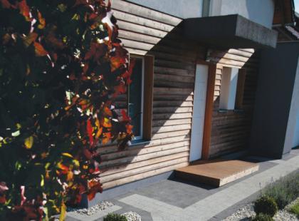 Skandynawska prostota w ogrodzie