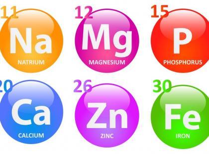 Składniki mineralne w diecie strukturalnej