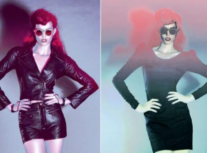 Skórzane ubrania- najważniejsze trendy 2011