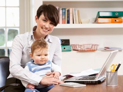 Skrócony wymiar czasu pracy po urodzeniu dziecka